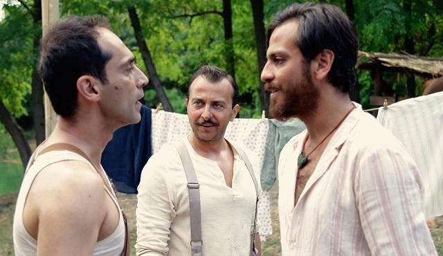 Türk İşi Dondurma filmi Avrupa prömiyerini Londra'da yapacak!