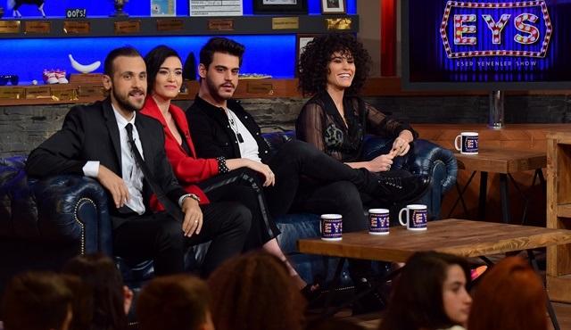 Eser Yenenler Show'a bu hafta Kim Daha Mutlu filminin oyuncuları konuk oluyor!