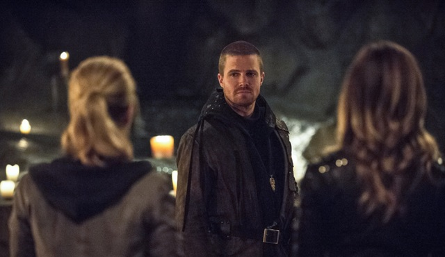 Al Sah-Him ya da Oliver Queen hangisi?