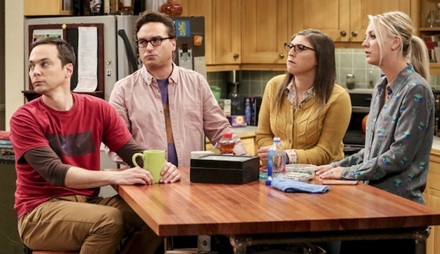 The Big Bang Theory dizisi 12. sezonuyla ekrana veda ediyor
