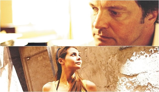 Colin Firth'den bir aile dramı: Cenova