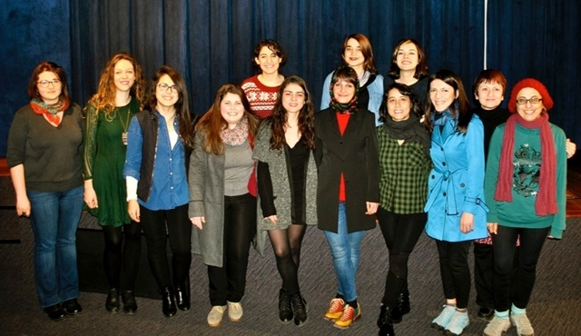 14. Uluslararası Gezici Filmmor Kadın Filmleri Festivali sona erdi!