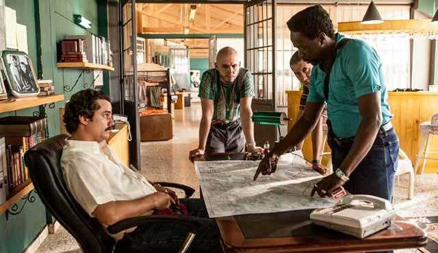 Narcos, üçüncü sezonuyla Netflix ekranlarında!