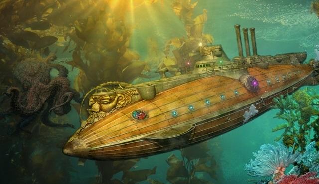 Disney, Denizler Altında 20 Bin Fersah'ın öncesini konu alan bir diziye onay verdi