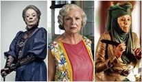 Ekranın yaşlı ve tatlı cadıları: Violet, Olenna, Cynthia!