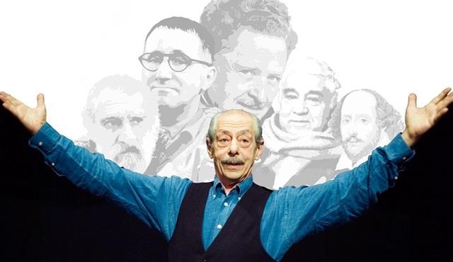 Genco Erkal, yeni oyunu Merhaba'yı tiyatro severlerle buluşturmaya hazırlanıyor!