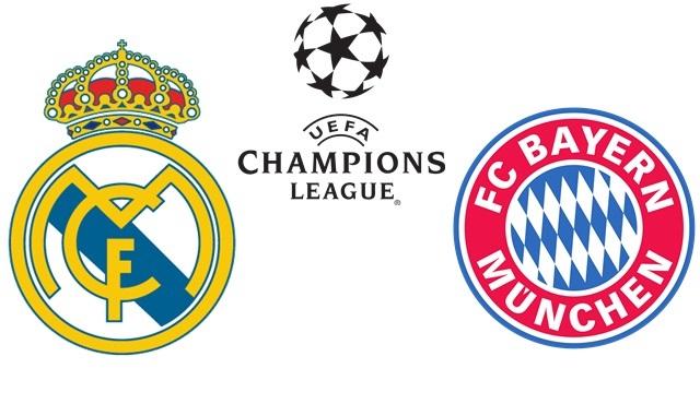 Real Madrid - Bayern Münih çeyrek final karşılaşması TRT1'de!