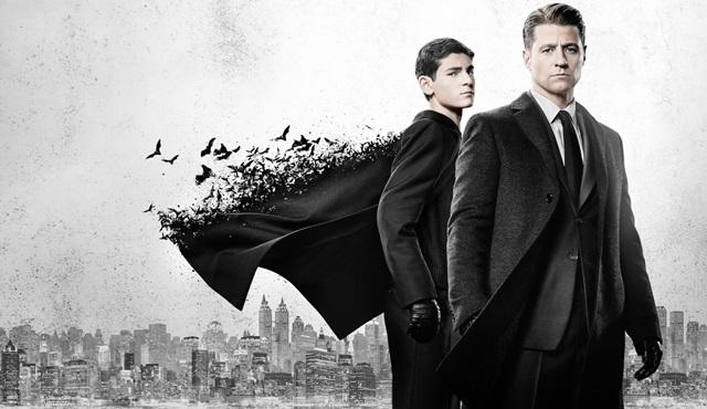 Gotham dizisi FOX'tan final sezonu onayı aldı