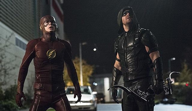 The Flash ve Arrow ortak bölümleri bu hafta ekrana geliyor