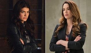 Genevieve Padalecki ve Danneel Ackles, Supernatural'ın final sezonu için geri dönüyor