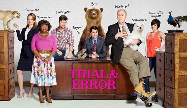 NBC, Trial & Error'e ikinci sezon onayı verdi