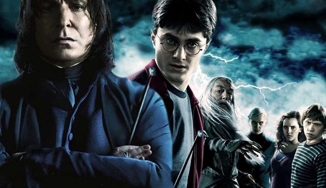 Harry Potter ve Melez Prens filmi Kanal D'de ekrana geliyor!