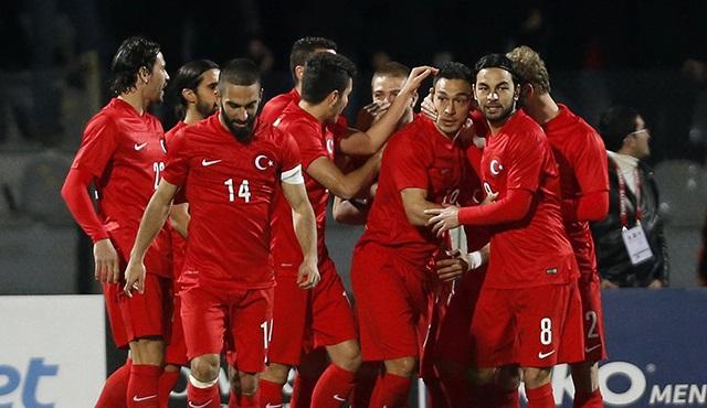 Maçın Ardından Roberto Carlos ve Hakan Ünsal