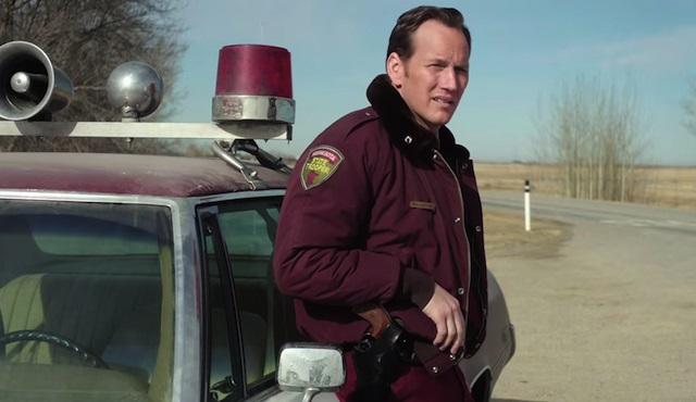 Fargo: Gidiyor gönlümün efendisi!
