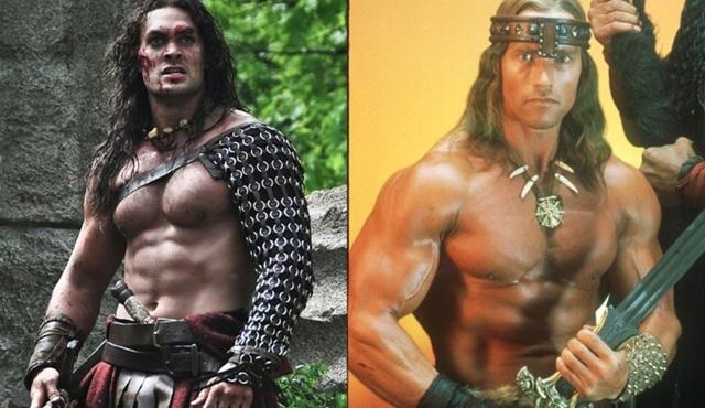 Conan The Barbarian, Netflix'te dizi oluyor
