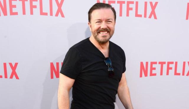 Altın Küre Ödülleri'ni 2016'da Ricky Gervais sunacak