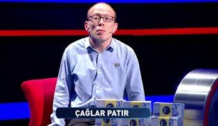 Kanal D'de ekrana gelen 19 adlı bilgi yarışmasında Çağlar Patır, 1 Milyon TL'nin sahibi oldu!
