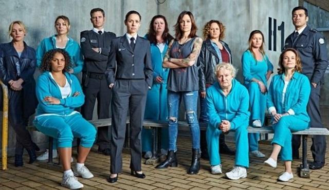 Avlu'nun uyarlandığı Wentworth dizisi 8. sezon onayını aldı