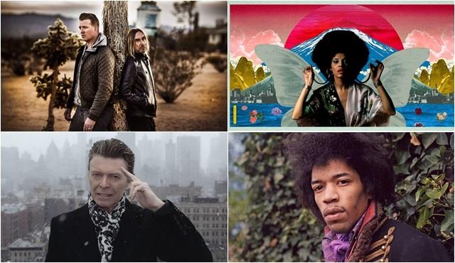 Bowie'den Iggy Pop'a, ikon müzisyenlerin filmleri !f İstanbul'da!
