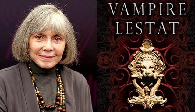 Anne Rice The Vampire Chronicles'ın dizisi için hazırlıklara başladı.
