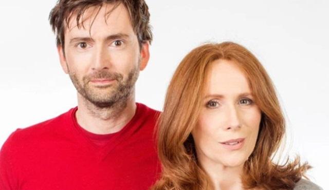 David Tennant ve Catherine Tate yeni bir dizide bir araya geliyor: Americons