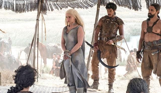 Game of Thrones: 6. sezondan kamera arkası görüntüleri paylaşıldı