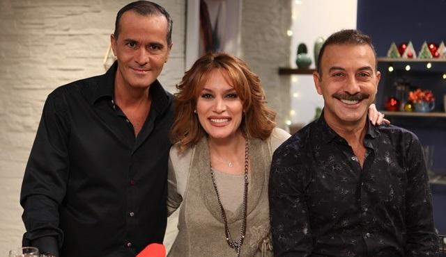 Memet Özer ile Mutfakta'ya Hakan Yılmaz ve Ebru Cündübeyoğlu konuk olacak!
