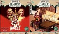 Baba Sahne'nin çok sevilen iki oyunu KüçükÇiftlik Bahçe Tiyatrosu'nda!