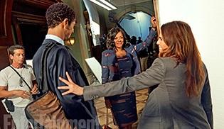 How to Get Away with Murder'dan 3. sezon set fotoğrafları geldi