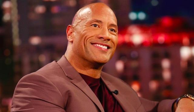 NBC ve Dwayne Johnson'dan yeni bir dizi geliyor: Young Rock