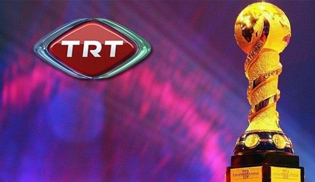 FİFA Konfederasyonlar Kupası heyecanı TRT1'de yaşanacak!