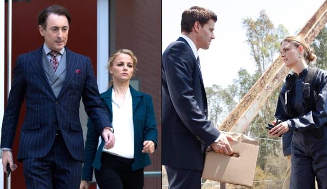 Instinct dizisi Bones dizisini kopyalamakla suçlanıyor