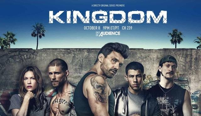 Kingdom dizisi üçüncü sezon sonunda ekranlara veda edecek