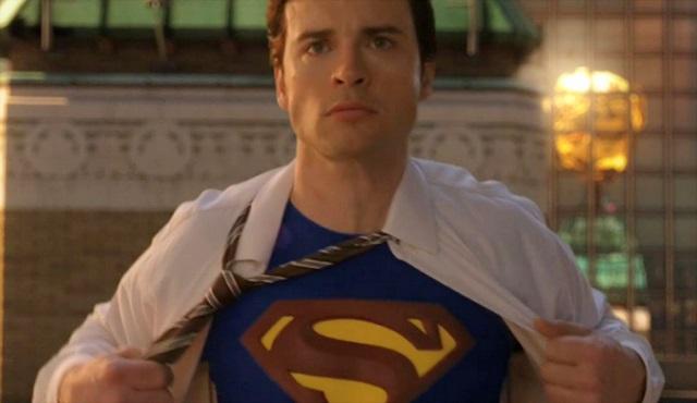 Supergirl'de Tom Welling'i görecek miyiz?