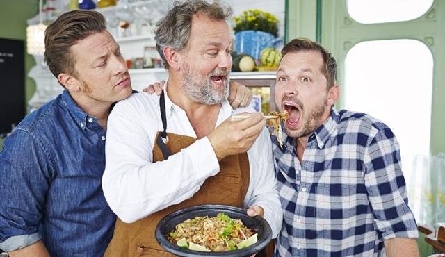 Jamie ve Jimmy ile Yemek Düellosu 3. sezonu ile 24KITCHEN'da!