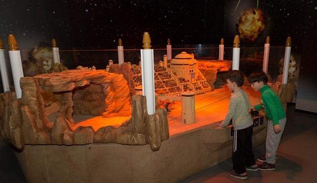 LEGOLAND® Discovery Centre İstanbul'da Star Wars tutkunlarına kapılarını açtı!