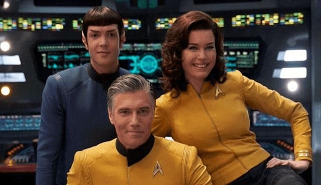Star Trek serisine yeni bir dizi katılıyor: Strange New Worlds