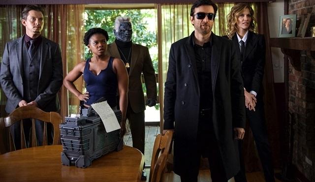 """Powers"" 2. sezon bölümleri TV'de İlk Kez D-Smart'ta!"