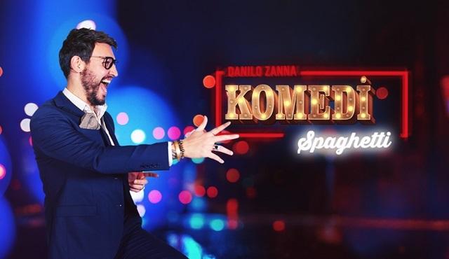 Youtube'un ilk komedi şovu Komedi Spaghetti'ye Gupse Özay ve Eda Ece konuk oluyor!