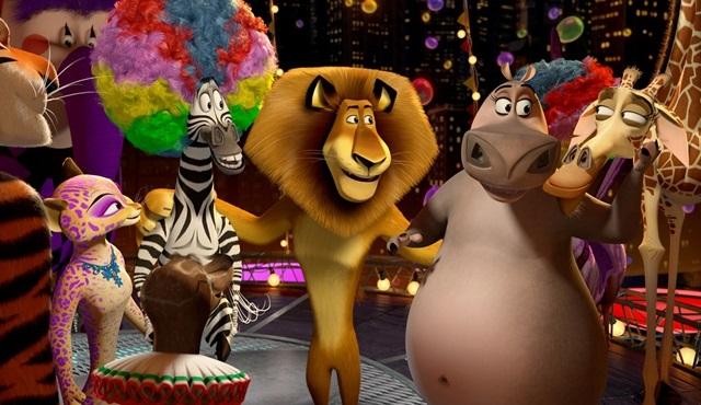 ''Madagaskar 3: Avrupa'nın En Çok Arananları'' Show Tv'de!