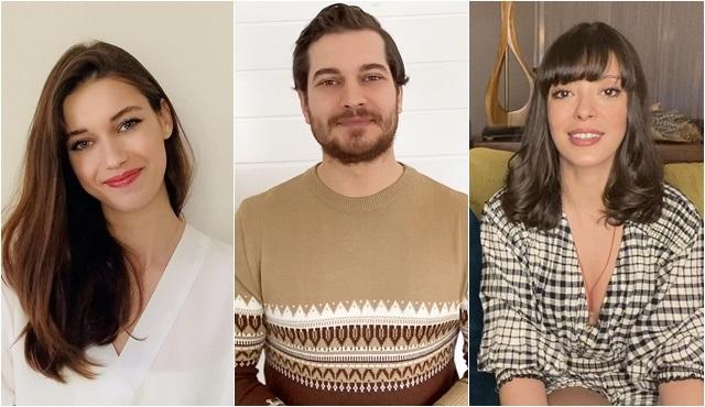 Yeşilçam dizisinin online galası yapıldı!