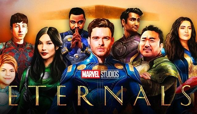 Marvel'ın yeni filmi Eternals'ın final tanıtımı yayınlandı
