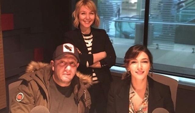Serkan Keskin ve Şebnem Hassanisoughi, Akşam Yemeği isimli yeni tiyatro oyunlarını anlattı!