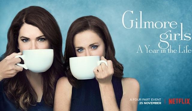 Gilmore Girls'ün yeni fragmanı yayınlandı