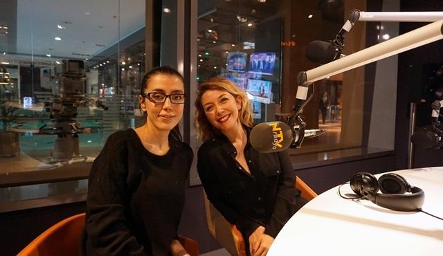NTV Radyo, Fi-Çi-Pi üçlemesinin yazarı Azra Kohen'i ağırladı!