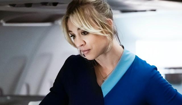 Kaley Cuoco'nun yeni dizisi The Flight Attendant 26 Kasım'da başlıyor