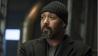 Jesse L. Martin, The Flash dizisine ara veriyor