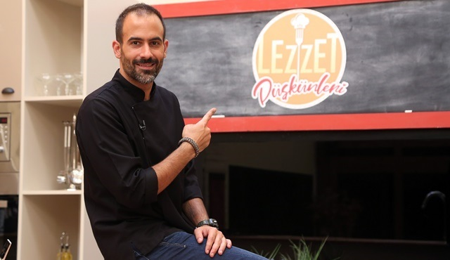 Gabriele Sponza'nın sunumuyla Lezzet Düşkünleri programı TV8'de ekrana gelecek!