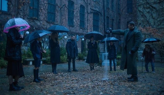 Netflix'in yeni uyarlaması The Umbrella Academy 15 Şubat'ta başlıyor