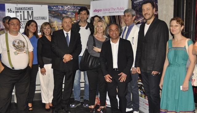Altın Elma 2016-16. Frankfurt Türk Film Festivali 30 Ekim'de Frankfurt'ta başlıyor!